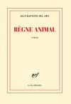 """Couverture du livre : """"Règne animal"""""""