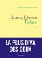 """Couverture du livre : """"Drama Queen Palace"""""""
