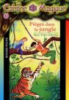 """Couverture du livre : """"Piège dans la jungle"""""""