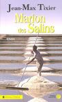 """Couverture du livre : """"Marion des salins"""""""