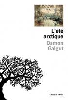 """Couverture du livre : """"L'été arctique"""""""
