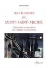 """Couverture du livre : """"Les légendes du Mont-Saint-Michel"""""""