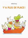 """Couverture du livre : """"Y a plus de place"""""""