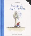 """Couverture du livre : """"L'ange de grand-père"""""""