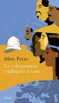 """Couverture du livre : """"La colonisation expliqué à tous"""""""