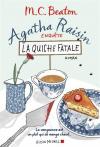 """Couverture du livre : """"La quiche fatale"""""""