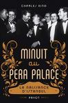 """Couverture du livre : """"Minuit au Pera Palace"""""""