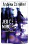"""Couverture du livre : """"Jeu de miroirs"""""""