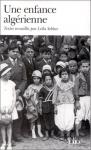 """Couverture du livre : """"Une enfance algérienne"""""""