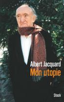 """Couverture du livre : """"Mon utopie"""""""