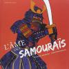 """Couverture du livre : """"L'âme des samouraïs"""""""