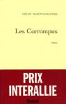 """Couverture du livre : """"Les corrompus"""""""