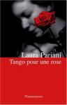 """Couverture du livre : """"Tango pour une rose"""""""