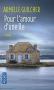 """Couverture du livre : """"Pour l'amour d'une île"""""""