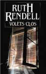 """Couverture du livre : """"Volets clos"""""""