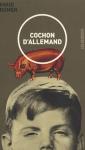 """Couverture du livre : """"Cochon d'Allemand"""""""