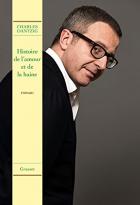 """Couverture du livre : """"Histoire de l'amour et de la haine"""""""