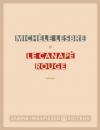 """Couverture du livre : """"Le canapé rouge"""""""