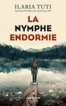 """Couverture du livre : """"La nymphe endormie"""""""