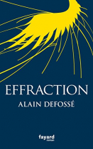 """Couverture du livre : """"Effraction"""""""