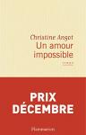 """Couverture du livre : """"Un amour impossible"""""""