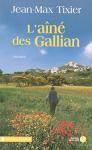"""Couverture du livre : """"L'aîné des Gallian"""""""