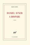 """Couverture du livre : """"Daniel Avner a disparu"""""""