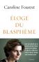 """Couverture du livre : """"Éloge du blasphème"""""""