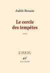 """Couverture du livre : """"Le cercle des tempêtes"""""""