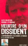 """Couverture du livre : """"Meurtre d'un dissident"""""""