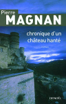 """Couverture du livre : """"Chronique d'un château hanté"""""""
