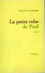 """Couverture du livre : """"La petite robe de Paul"""""""