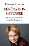 """Couverture du livre : """"Génération offensée"""""""