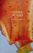"""Couverture du livre : """"L'envol du sari"""""""