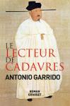 """Couverture du livre : """"Le lecteur de cadavres"""""""