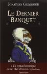 """Couverture du livre : """"Le dernier banquet"""""""