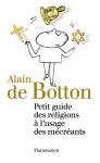 """Couverture du livre : """"Petit guide des religions à l'usage des mécréants"""""""