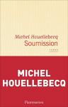 """Couverture du livre : """"Soumission"""""""