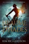 """Couverture du livre : """"Le heaume d'Hadès"""""""