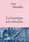 """Couverture du livre : """"La boutique aux miracles"""""""