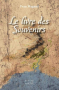 """Couverture du livre : """"Le livre des souvenirs"""""""