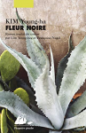 """Couverture du livre : """"Fleur noire"""""""