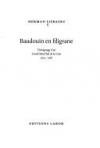 """Couverture du livre : """"Baudouin en filigrane"""""""