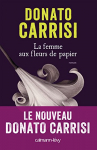 """Couverture du livre : """"La femme aux fleurs de papier"""""""