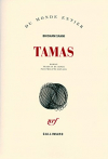 """Couverture du livre : """"Tamas"""""""