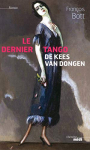 """Couverture du livre : """"Le dernier tango de Kees Van Dongen"""""""