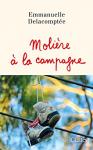 """Couverture du livre : """"Molière à la campagne"""""""