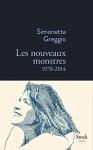 """Couverture du livre : """"Les nouveaux monstres"""""""