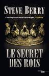 """Couverture du livre : """"Le secret des rois"""""""