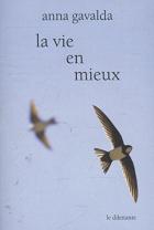 """Couverture du livre : """"La vie en mieux"""""""